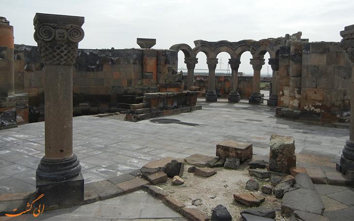 تاریخچه پیشین ساخت کلیسا