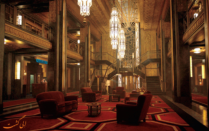 تاریخچه هتل سیسیل