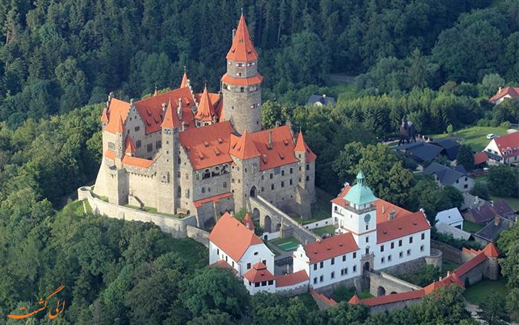 قلعه بوزوو