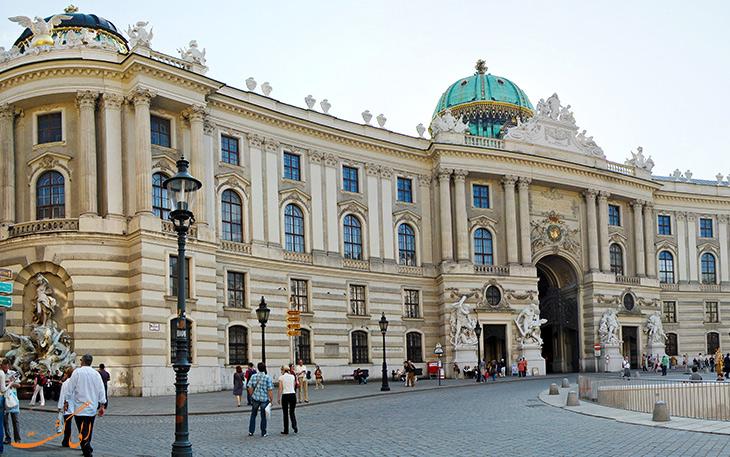 کاخ امپراتوری هافبورگ