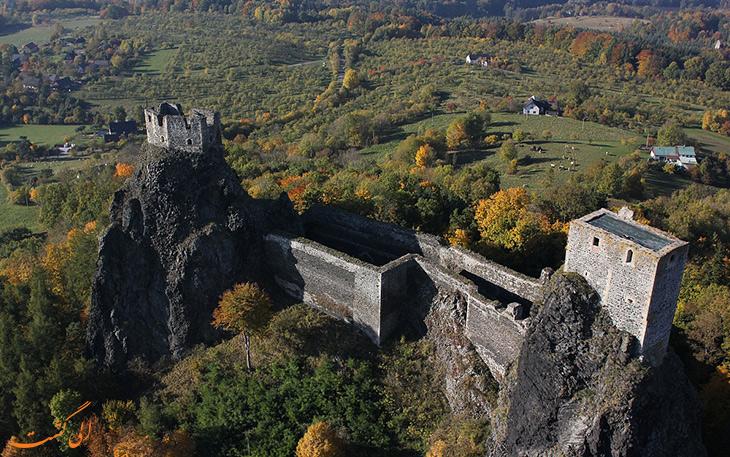قلعه تروسکی