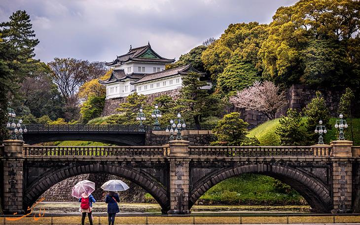 قصر امپراتوری توکیو