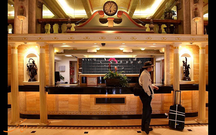 تاریخچه خشونت و قتل ها در هتل سیسیل