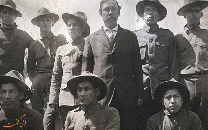 بومیان آمریکا در جنگ جهانی اول