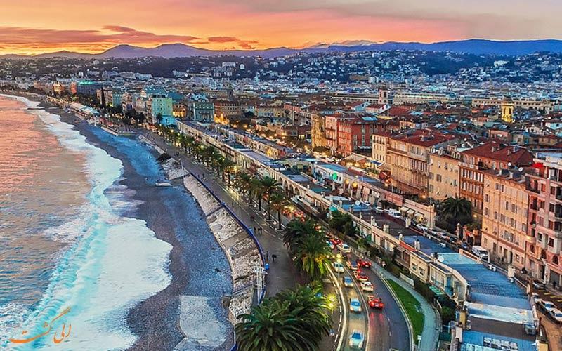 جذاب ترین شهرهای فرانسه