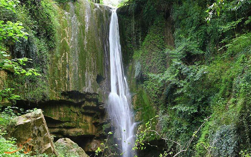 آبشار ولیلا