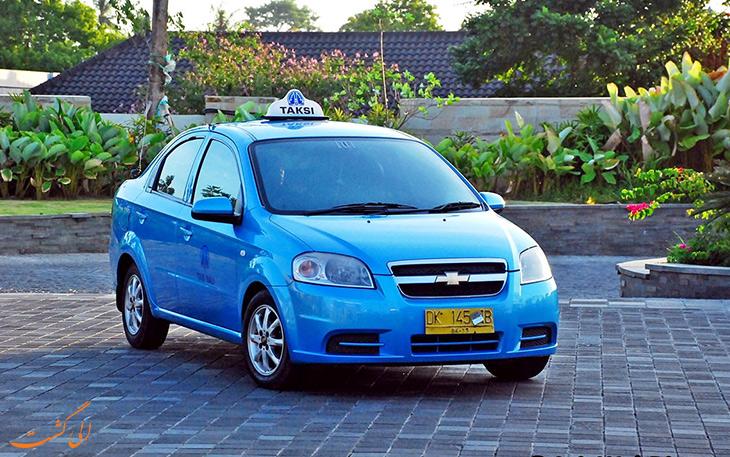 تاکسی بالی