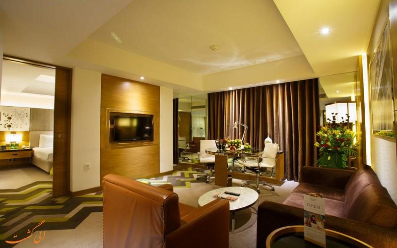 هتل کورت یارد مریوت در آگرا