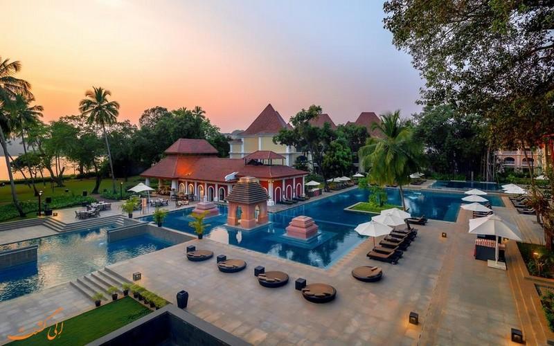 هتل 5 ستاره گرند حیات گوا