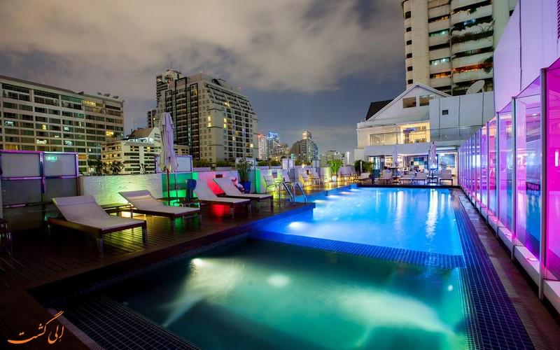 هتل دریم در بانکوک