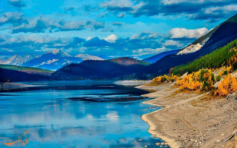 واقعیت هایی درباره ی دریاچه آبراهام در کانادا