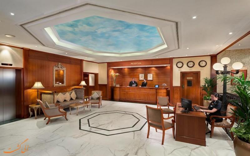هتل 4 ستاره مارکو پلو در دبی