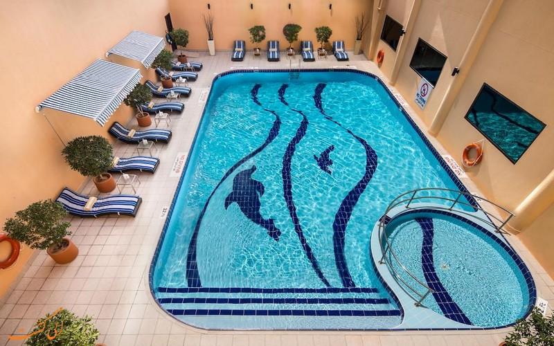هتل 4 ستاره مارکو پلو