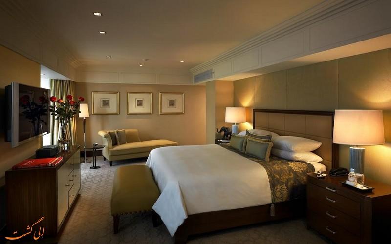 هتل 5 ستاره لیلا بمبئی