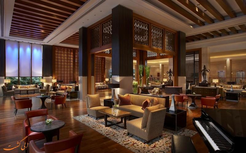 هتل 5 ستاره لیلا بمبئی هند