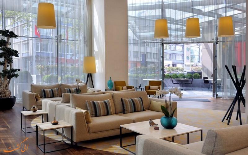 هتل مریوت شیشلی در استانبول