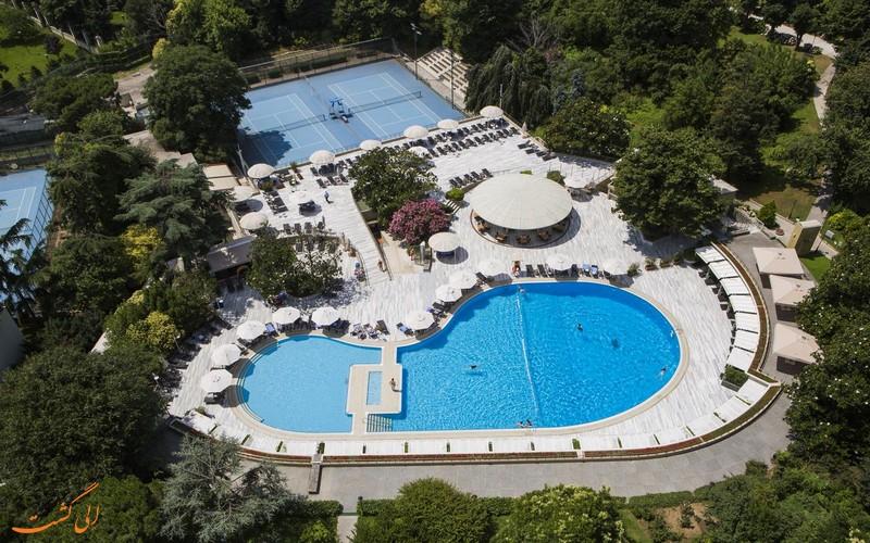 هتل 5 ستاره هیلتون بسفر استانبول
