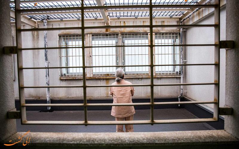 زندان لاسابانیتا، ونزوئلا   Lasabanita Prison