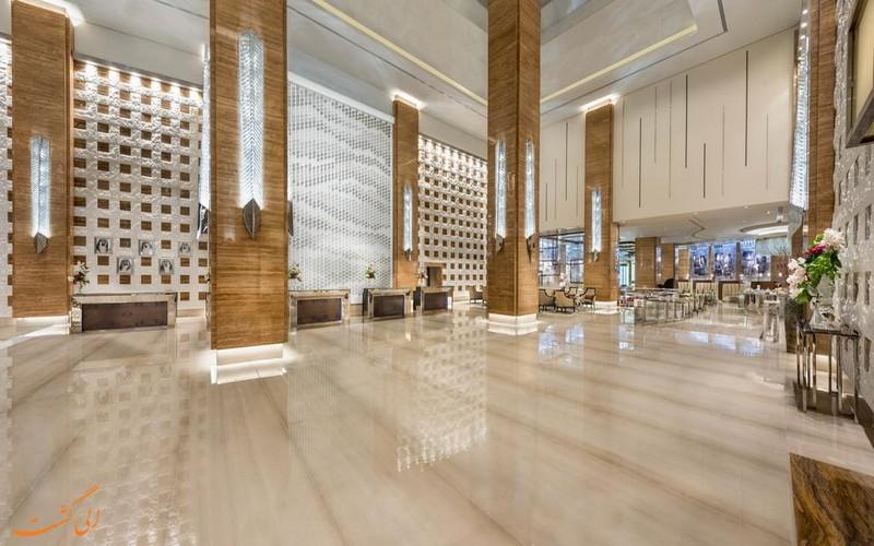 هتل 5 ستاره کمپینسکی در دبی