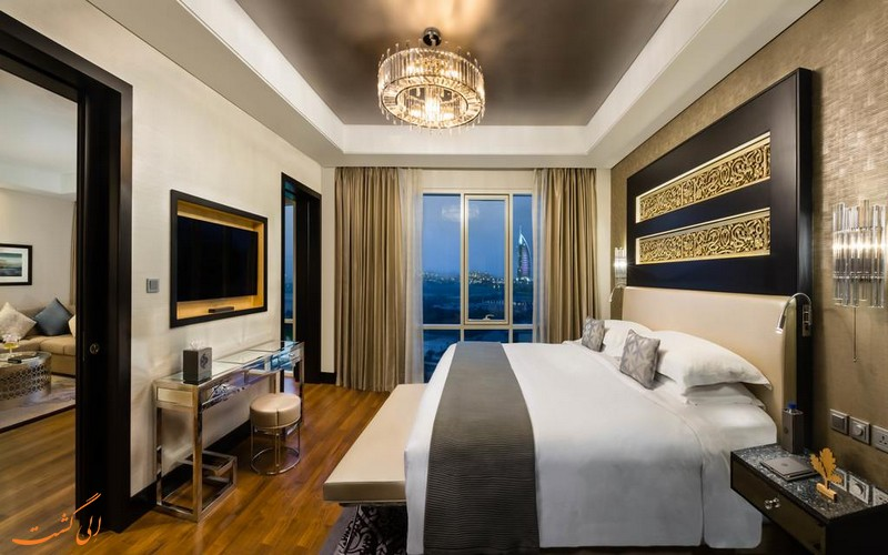 هتل 5 ستاره کمپینسکی دبی