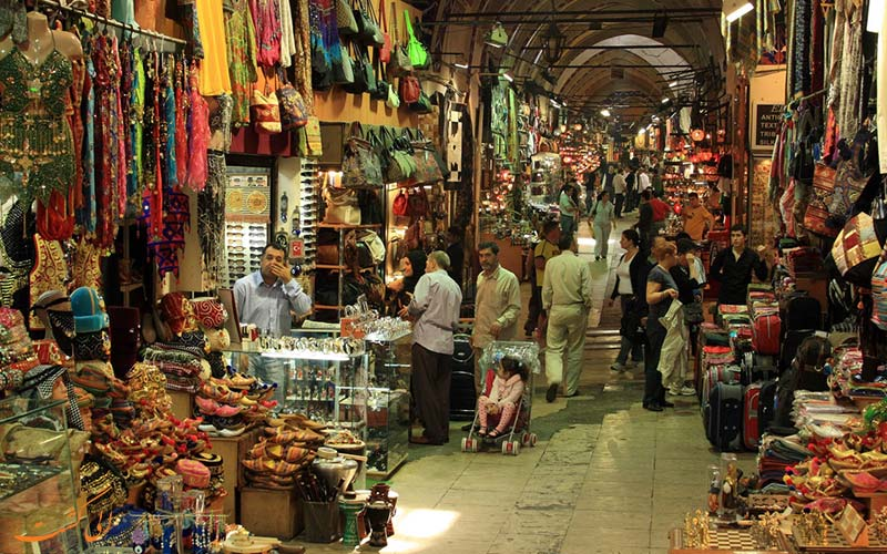 بازار زیتون بورنو | Zeytinburnu