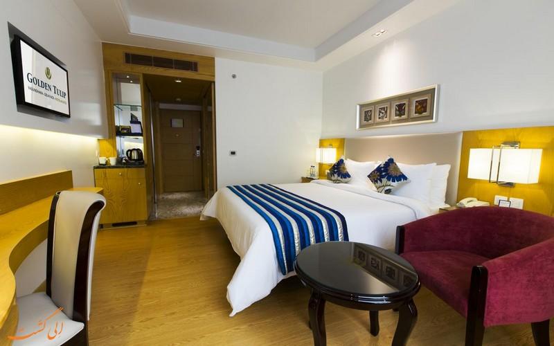 هتل گلدن تولیپ در دهلی