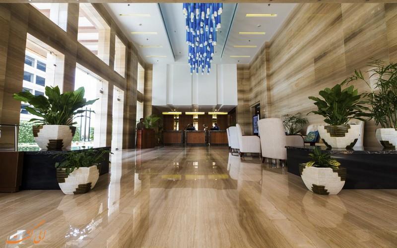 هتل گلدن تولیپ دهلی
