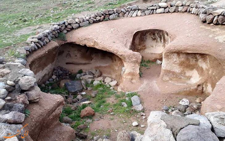 روستای حیله ور در اسکو