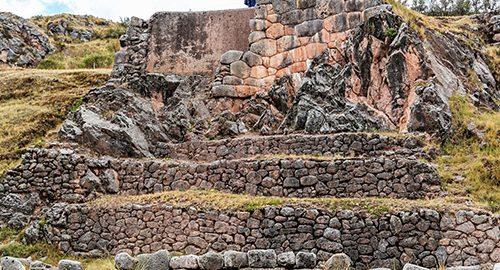 خرابه های باستانی تمدن اینکاها