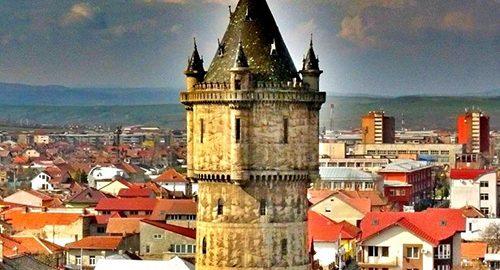 بهترین شهرهای رومانی