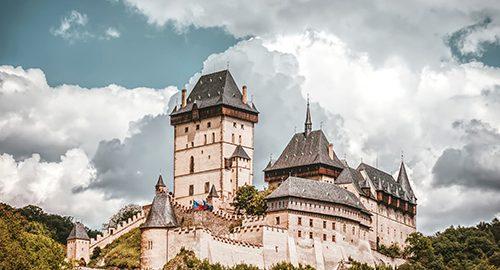 زیباترین قلعه های جمهوری چک