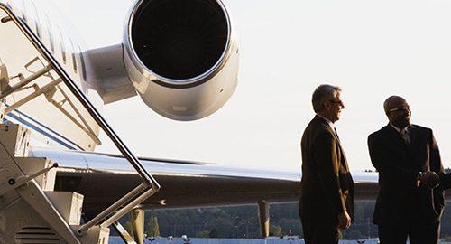 هواپیماهای شخصی افراد معروف