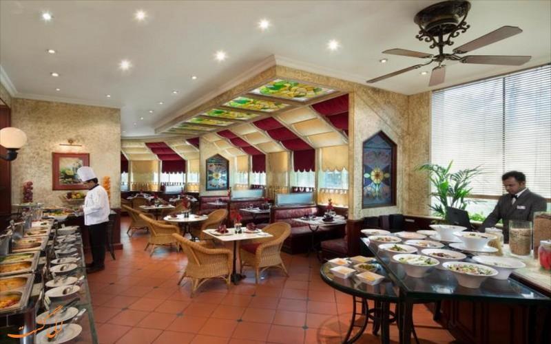 هتل مارکو پلو در دبی