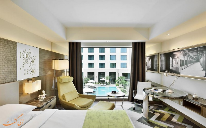 هتل کورت یارد مریوت