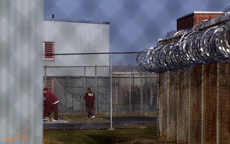 زندان کاراندیرو، برزیل   Carandiru