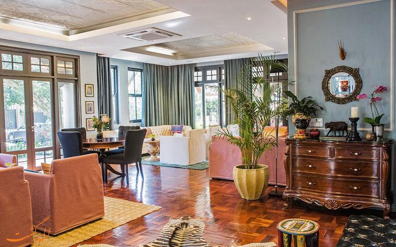 خدمات هتل پارک وود ژوهانسبورگ