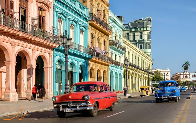 نگاهی مختصر بر تاریخچه ی کوبا