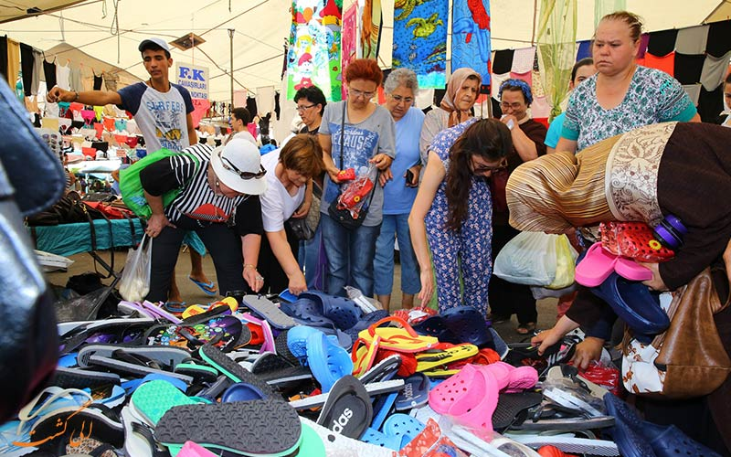 ● بازار فاتیح استانبول | fatih istanbul market