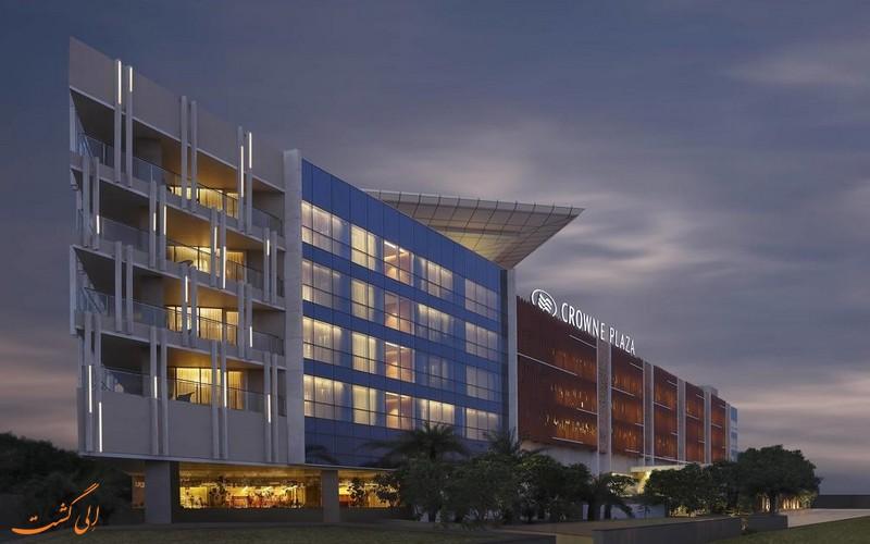 هتل کرون پلازا جیپور