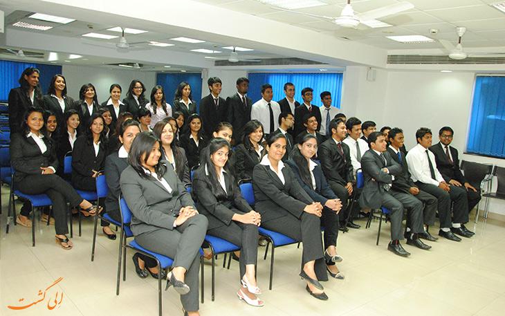دانشجویان هندی