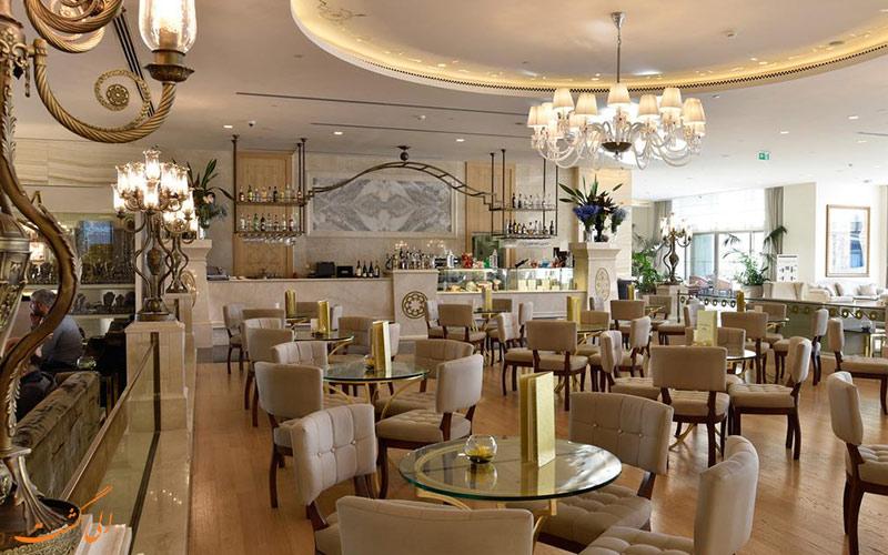 هتل سی وی کی پارک بوسفر استانبول | CVK Park Bosphorus Hotel Istanbul