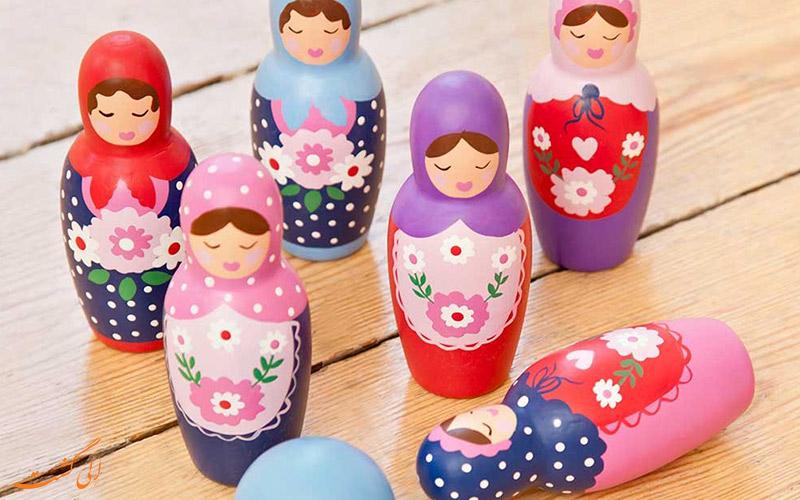 عروسک ملی روس