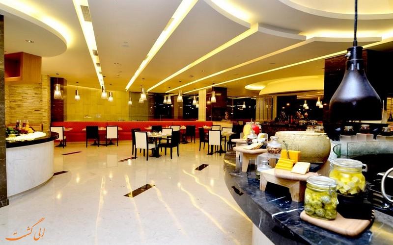 هتل 5 ستاره کرون پلازا در جیپور
