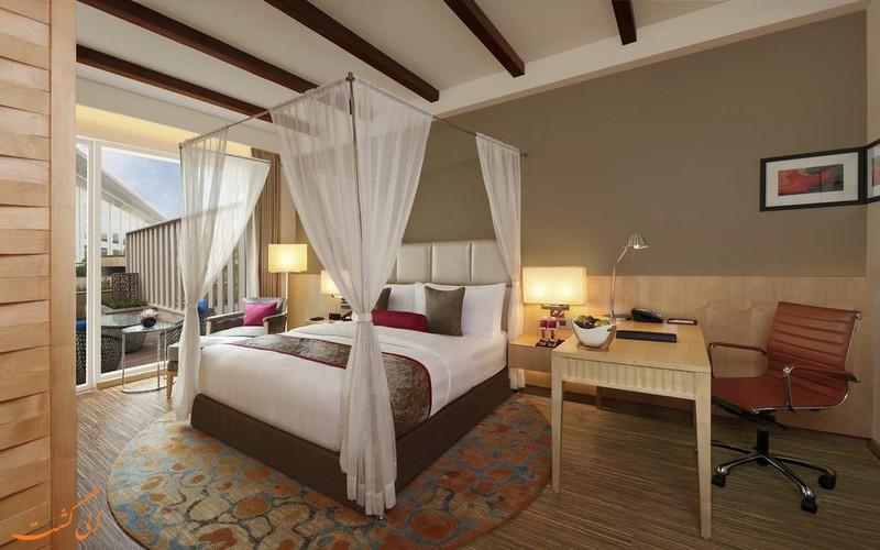 هتل 5 ستاره کرون پلازا جیپور