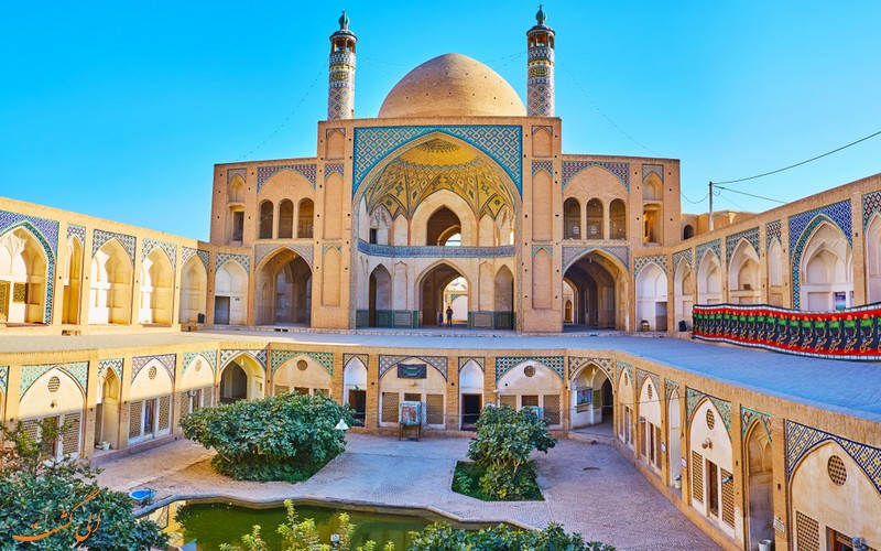 مسجد آقابزرگ