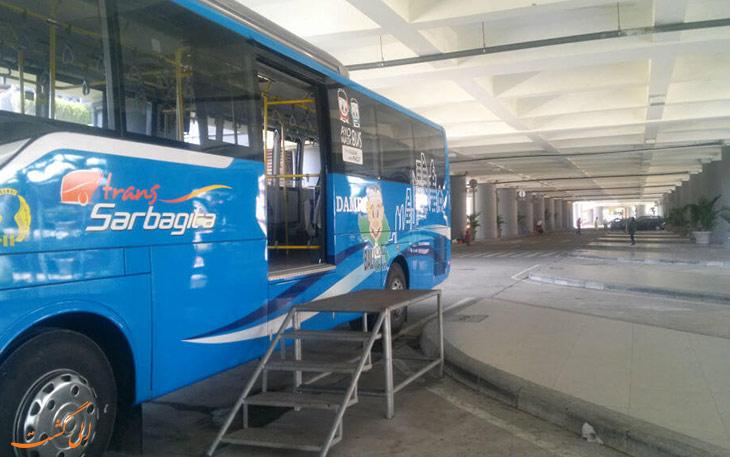 اتوبوس بالی