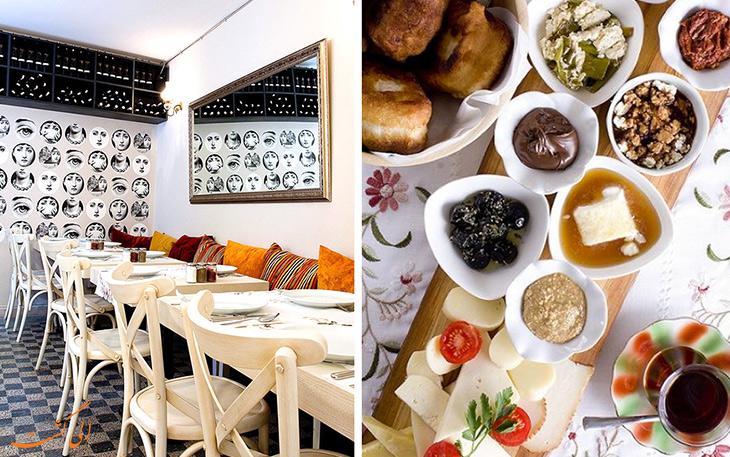 رستوران دای پرا استانبول