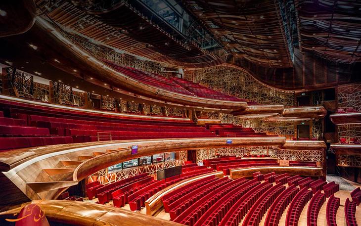 سالن اپرای دبی