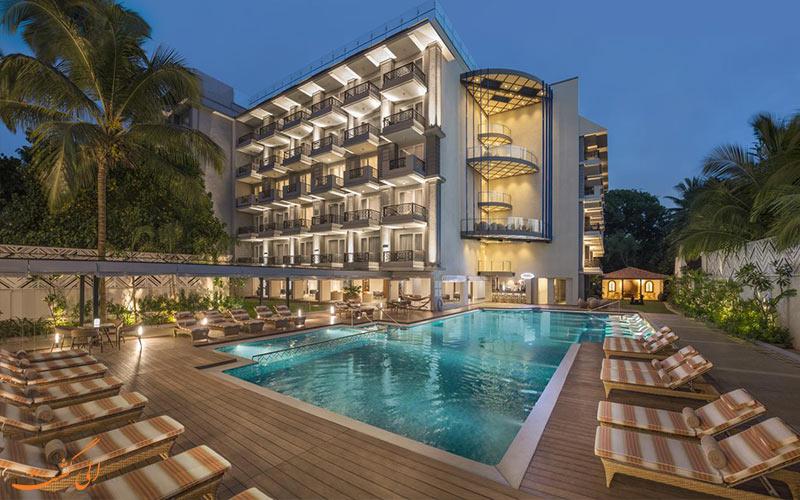 Le--Meridien-Goa-هتل ل مردین گوا