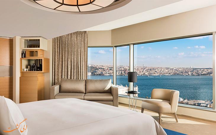 هتل سوئیسوتل استانبول